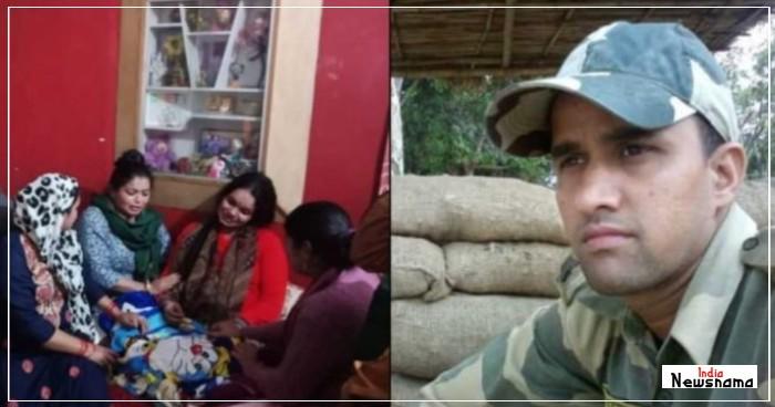 दिवाली के दिन ही शहीद हो गए राकेश डोभाल, पत्नी और माँ खबर सुन हुई बेहोश