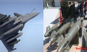 राफेल को किया जायेगा हैमर मिसाइल से लैस, जाने कितना खतरनाक है ये मिसाइल!